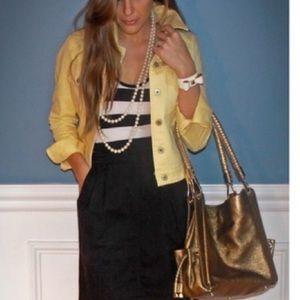 💋HOST PICKx2💋 Michael Kors yellow jacket